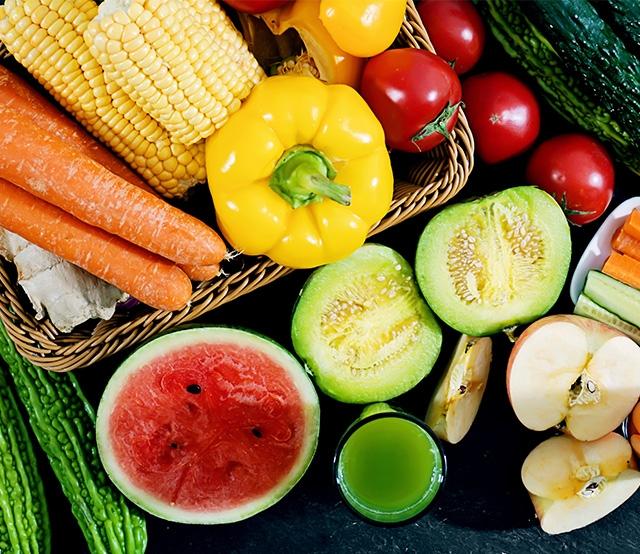 果蔬制品行业