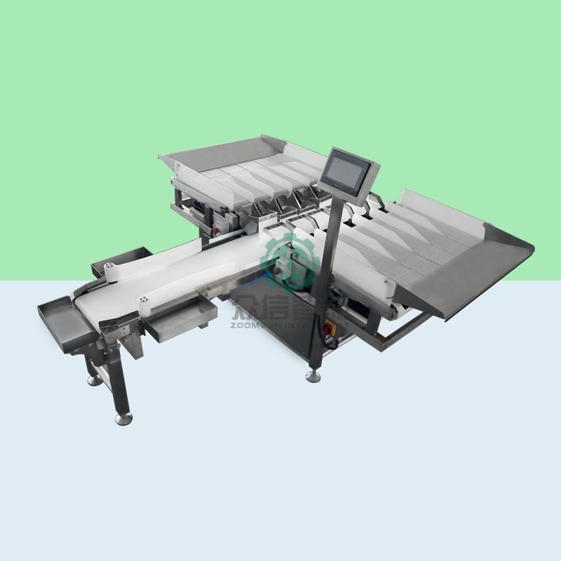果蔬分选机设备能有效地提升果品品质
