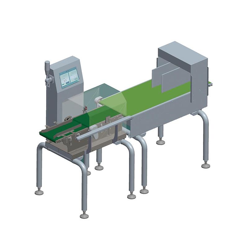 FXG4021防水型罐装检重机(检重机)