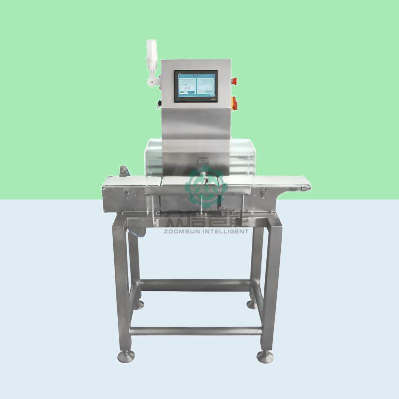 JZ2512系列高速高精度动态重量检测机(包装机厂家)