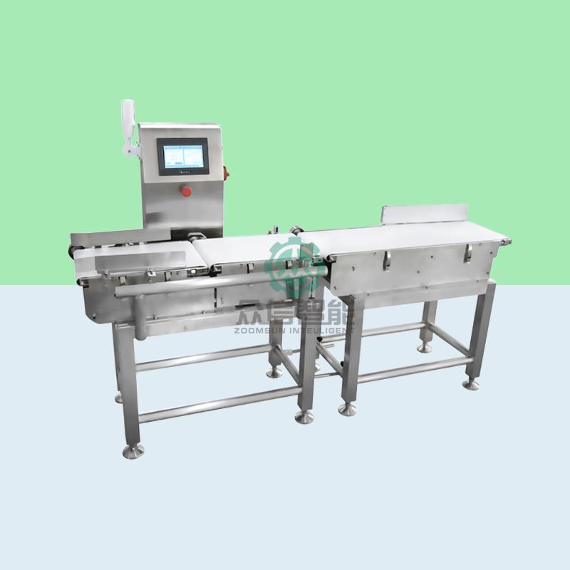 JZ4530动态检重机_食品化妆品重量检测机