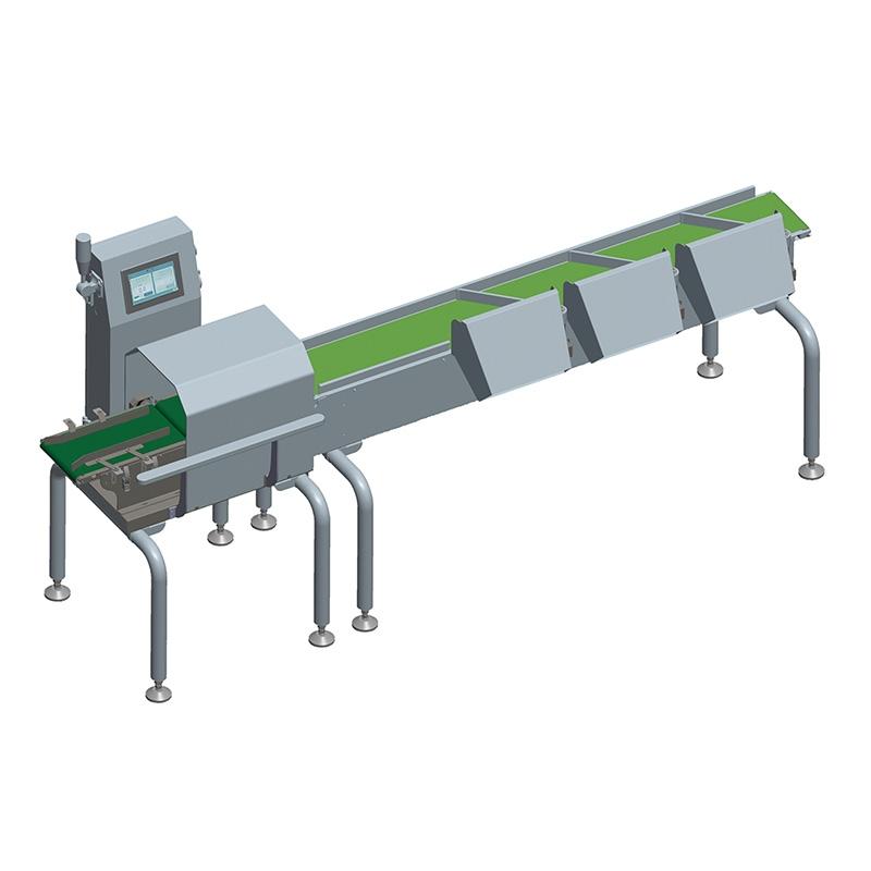 FXFP4021F3防水型三级重量分选机