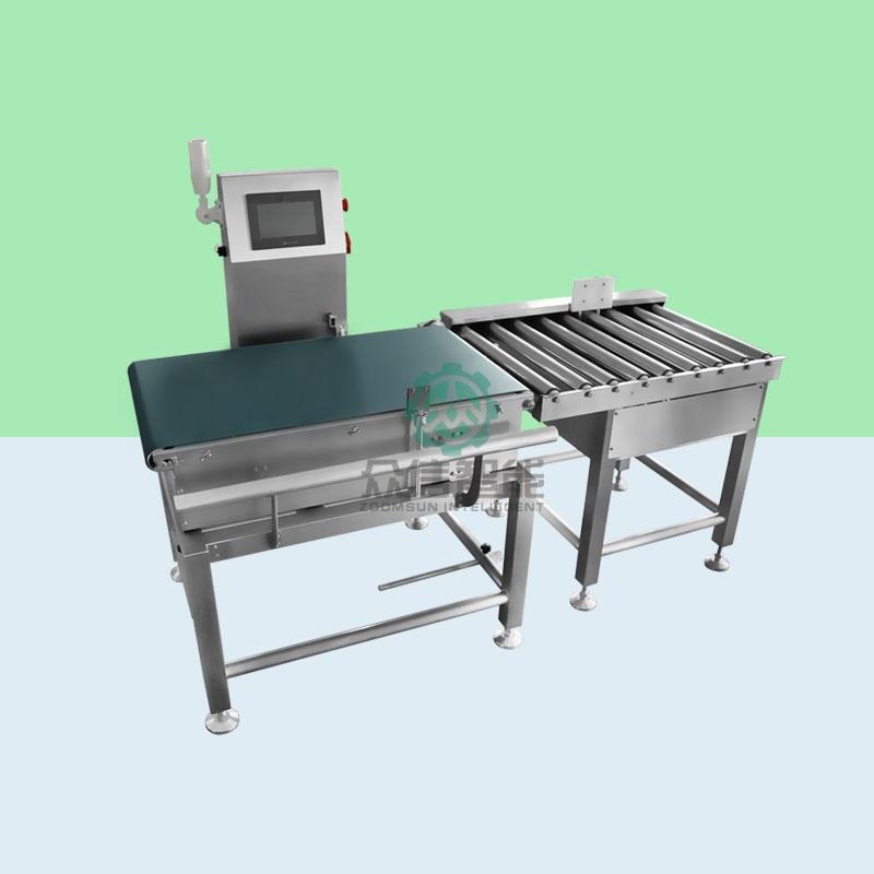 JZ9050大量程检重机_箱装重量检测机(包装机厂家)